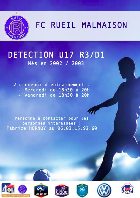 détection U17 1